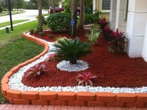 High Peaks Red Mulch